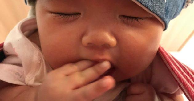 生後3ヶ月経ちました。育児その後についての写真