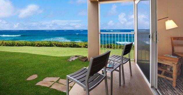 ハワイ カウアイ島に到着しました。の写真