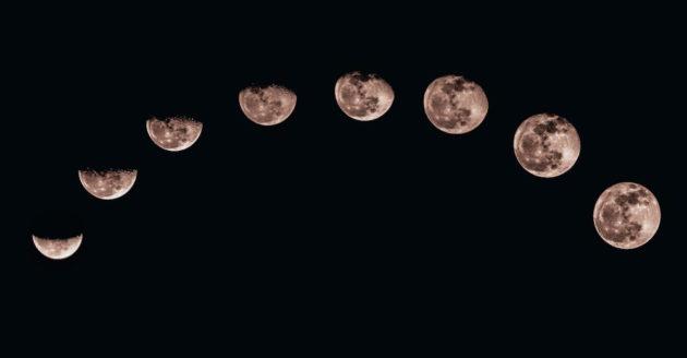 「魚座新月」長年にぎりしめていたものを手放す日の写真
