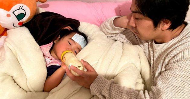 娘が、39.5度の高熱が出ました。それでも売上を上げるお話をします。の写真